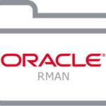 Oracle RMAN